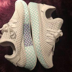 Adidas Originals Deerupt Net Sneaker